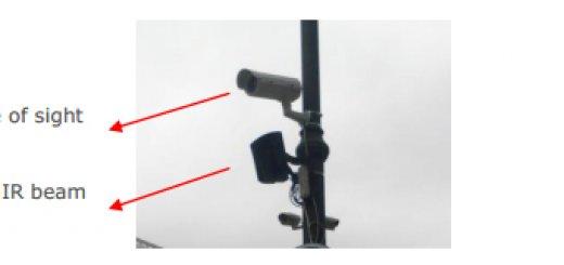 آموزش نصب پرژکتور مادون قرمز برای دوربین مداربسته