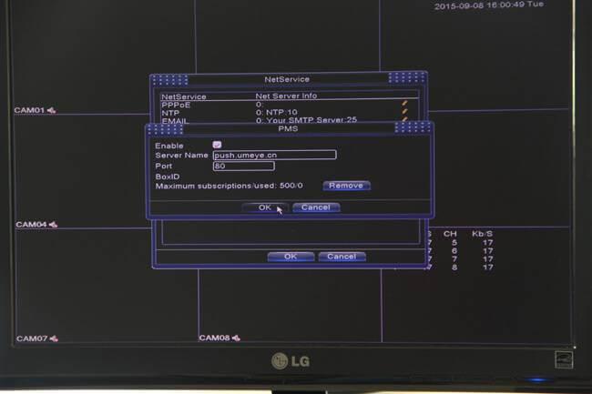 9 213 7-فعالسازی اطلاع رسانی از طریق موبایل برای دوربین مداربسته-نصب دوربین مداربسته در کرج