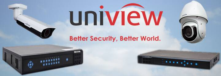 Banner uniview banner v1-ترکیب دو فناوری فشرده سازی تصاویر در دوربین مداربسته uniview-نصب دوربین مداربسته در کرج