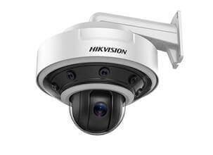 DS 2DP1636Z D-معرفی دوربین مداربسته 360 درجه و اسپیددام هایک ویژن-نصب دوربین مداربسته در کرج