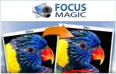 Focus Magic cctv-نرم افزار focus magic جهت تنظیم وضوح و ترمیم تاری در عکس دوربین های مداربسته-نصب دوربین مداربسته در کرج