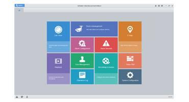 ezstation user manual-دفترچه راهنمای کاربر و دیتاشیت نرم افزار ezstation-نصب دوربین مداربسته در کرج