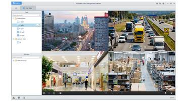 ezstation-دفترچه راهنمای نرم افزار ezstation uniview-نصب دوربین مداربسته در کرج