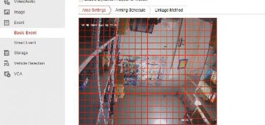 hikvision motion web 520x245-تنظیم هشدار حرکتی در dvr هایک ویژن از طریق رابط وب-نصب دوربین مداربسته در کرج